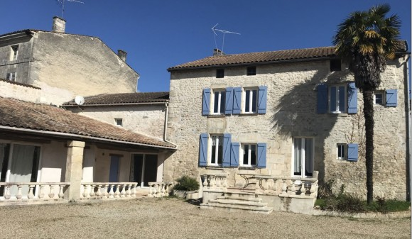 For Sale - House with gite(s) - st-jean-d-angely