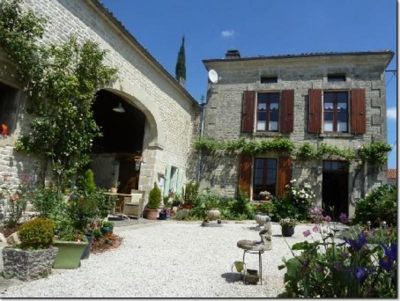French property in Poitou-Charentes