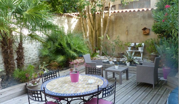 Location non meublée - Maison - st-jean-d-angely
