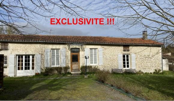 Bien à vendre - Maison de bourg - loulay