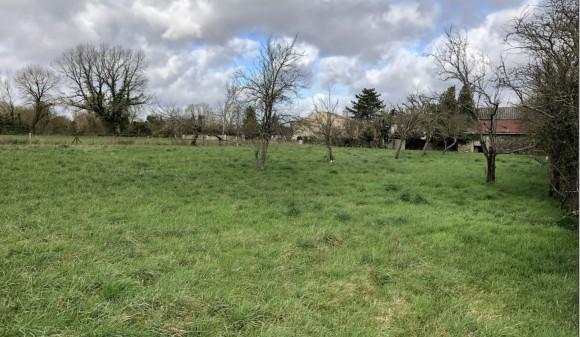 For Sale - Building land - la-jarrie-audouin