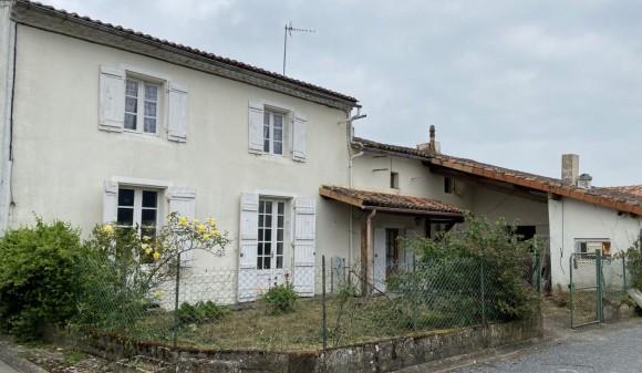 Bien à vendre - Maison de bourg - mazeray