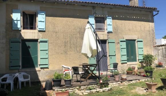 Bien à vendre - Maison de hameau - dampierre-sur-boutonne