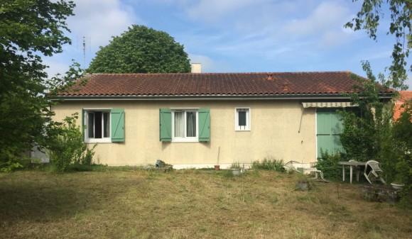 Bien à vendre - Maison de bourg - st-denis-du-pin