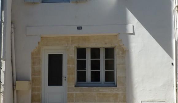 Location non meublée - Maison de ville - st-jean-d-angely