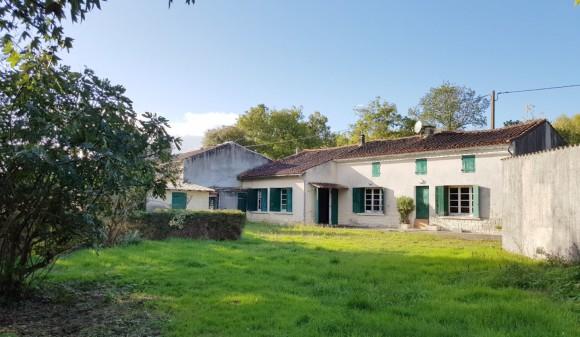 Bien à vendre - Maison de bourg - cresse
