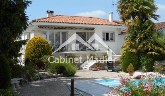 For Sale - House with basement - st-jean-d-angely