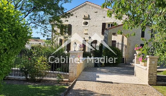 For Sale - Stone house - les-touches-de-perigny