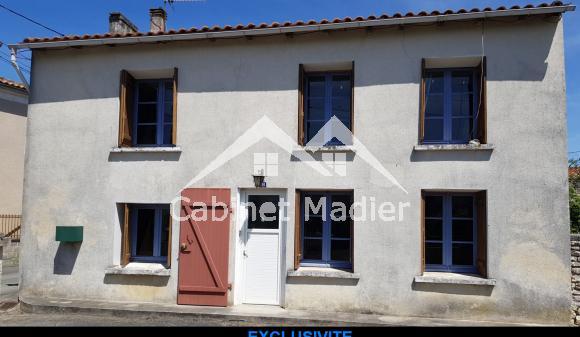 Bien à vendre - Maison de ville - villeneuve-la-comtesse