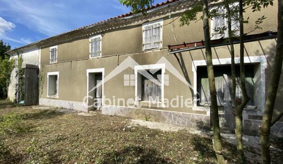 Bien à vendre - Maison de bourg - la-brousse