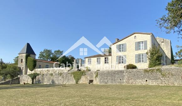 For Sale - Domain - st-hilaire-de-villefranche