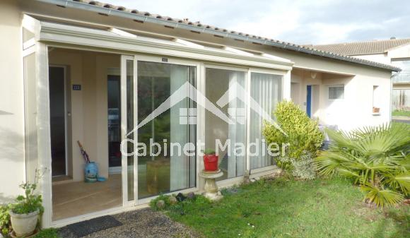 Furnished renting - Town house - st-jean-d-angely