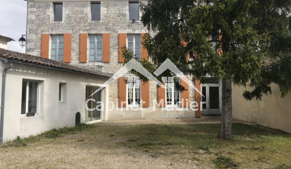 Bien à vendre - Maison de bourg - beauvais-sur-matha