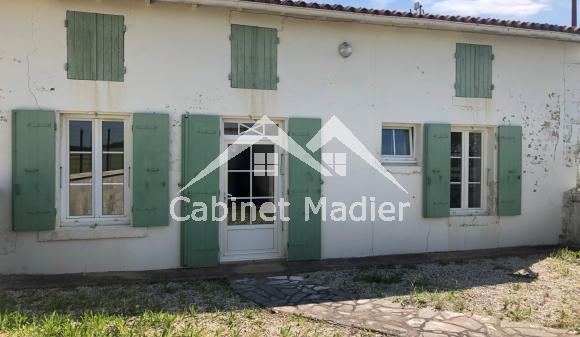 Bien à vendre - Ensemble de 2 maisons - antezant-la-chapelle